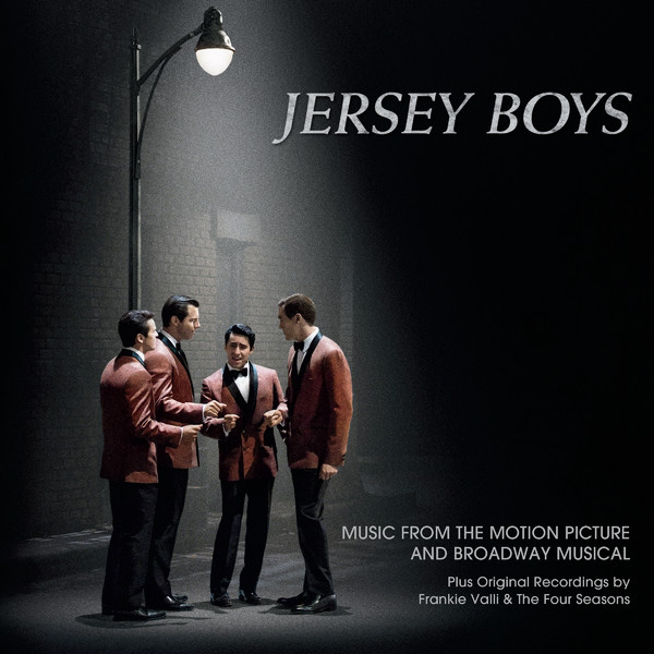 Jersey Boys - Jersey Boys (Music From the Motion Picture and Broadway Musical) Cover
