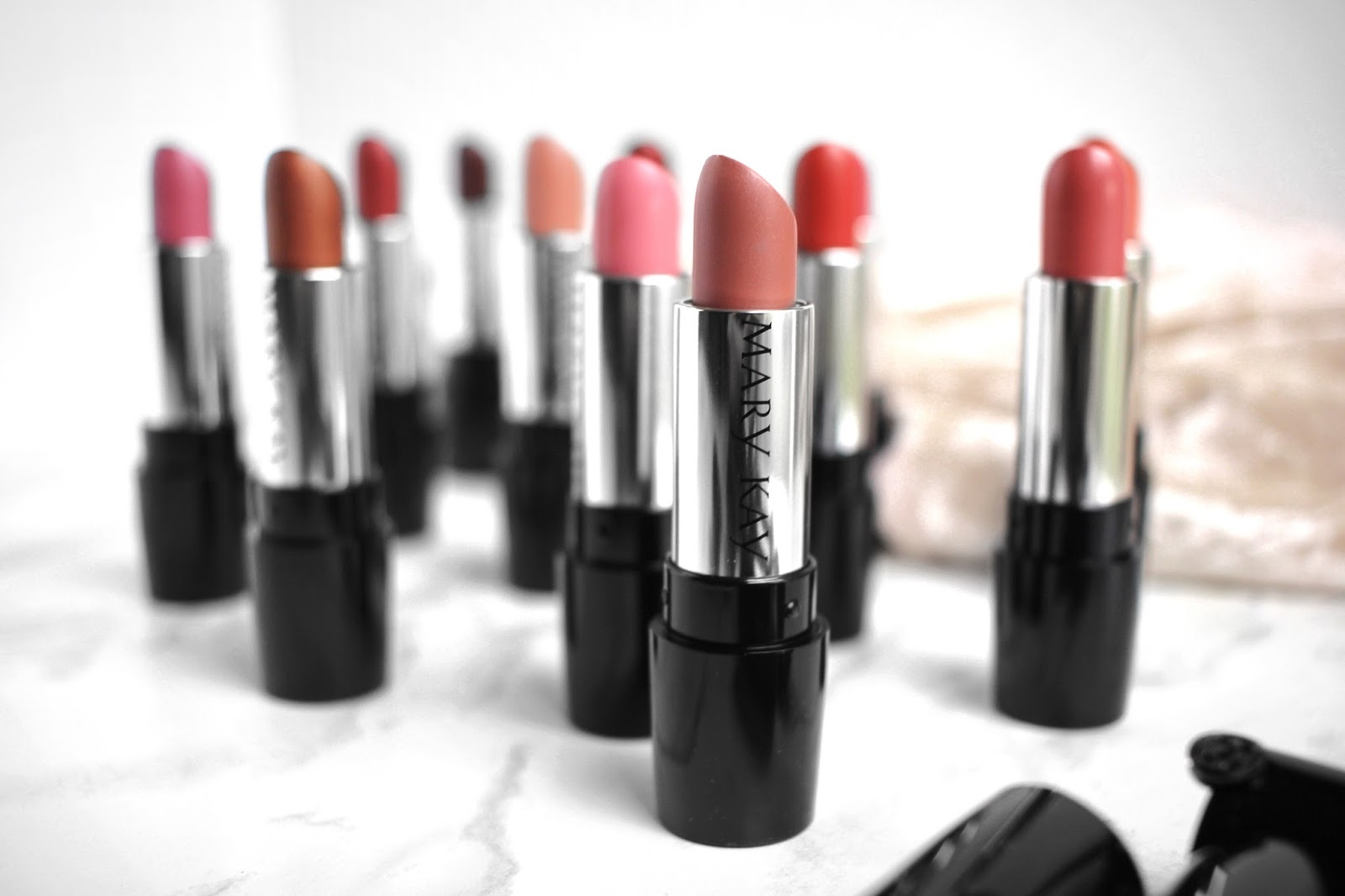 Introducing Mary Kay's Gel Semi-Shine Lipsticks & Swatches    The Glam Surge