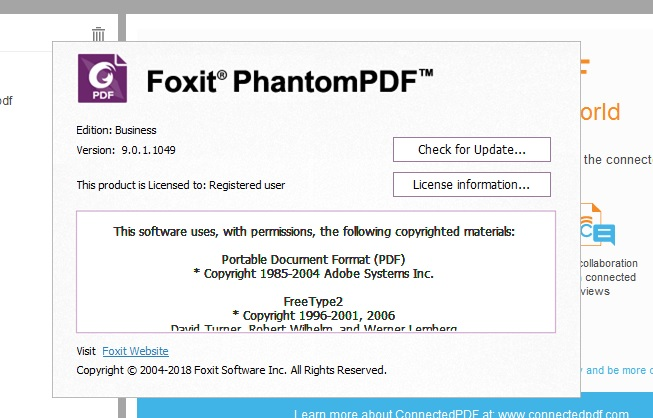 foxit phantompdf business 9.3.0 crack