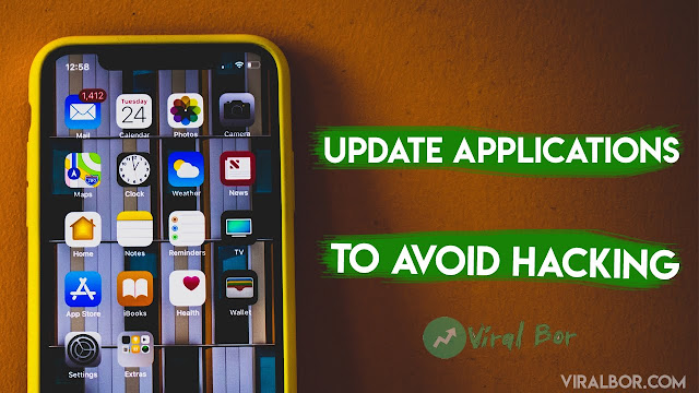 Update Your Mobile Apps to the Latest Version to Avoid Being Hacked