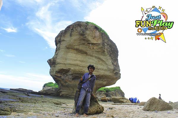 batu payung indonesia
