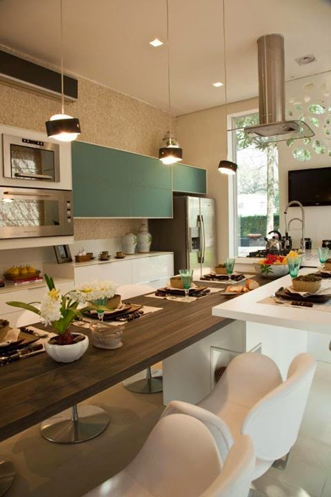 cozinha-moderna-verde