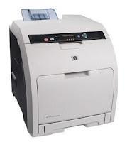 HP Color LaserJet 3600 Driver