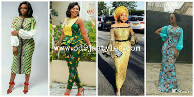 50+ Unique Ankara styles and dresses you will adore