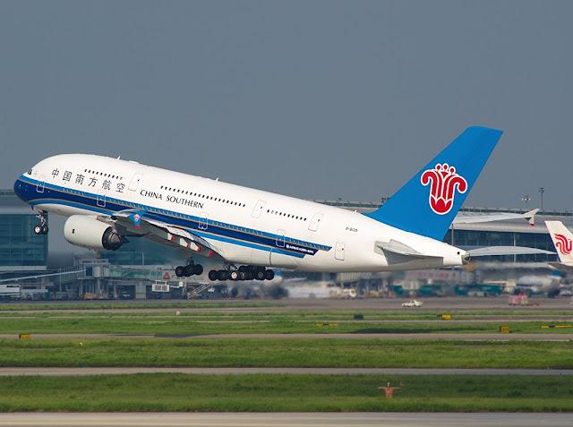 china southern a380-800