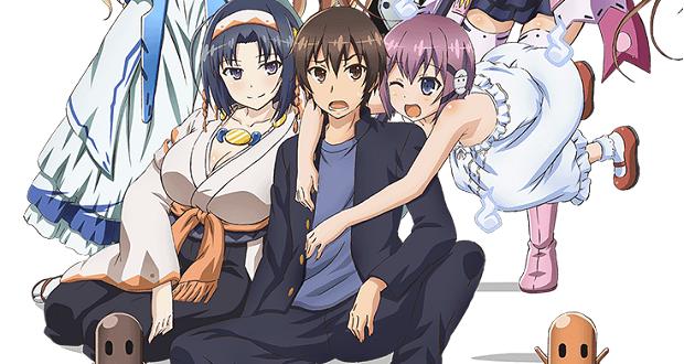 Todos os Episódios de Rokujouma no Shinryakusha Online