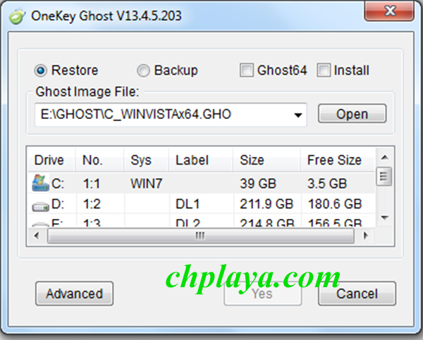 Download Onekey Ghost 2019 (64-Bit), Ghost, Cài Win Siêu Nhẹ Cho PC c