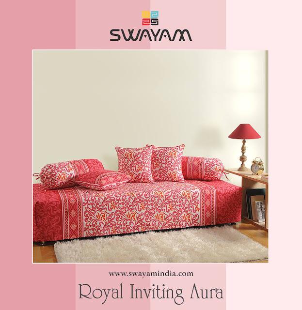 diwan bed sheets online