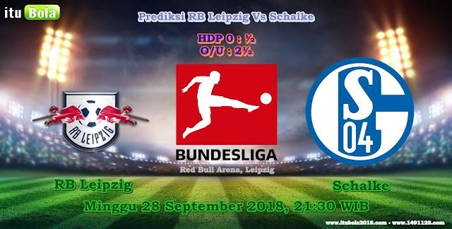 Prediksi RB Leipzig Vs Schalke - ituBola