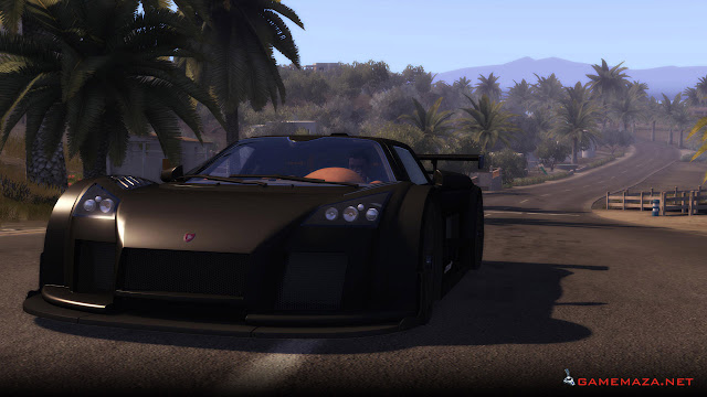 Test Drive Unlimited 2 Gameplay Screenshot 4