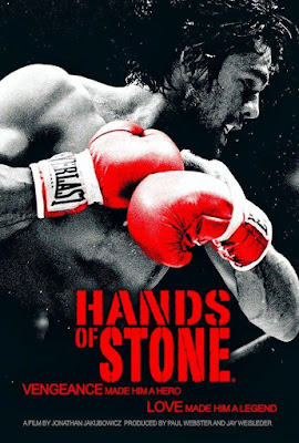 Hands Of Stone 2016 DVDR NTSC R1 Latino