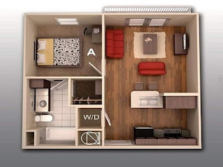, desain rumah interior, jasa interior design rumah, harga desain interior rumah minimalis