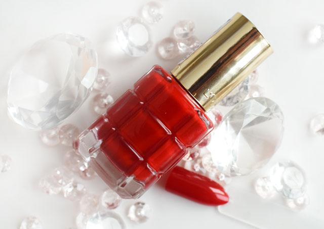 L'Oréal Color Riche Le Vernis Öl-Nagellack 550 Rouge Sauvage