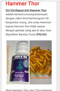 087777611181 jual obat hammer of thor pontianak jakarta 573743