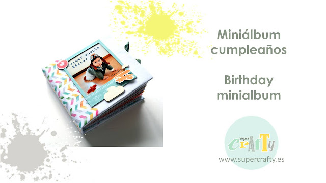 miniálbum cumpleaños