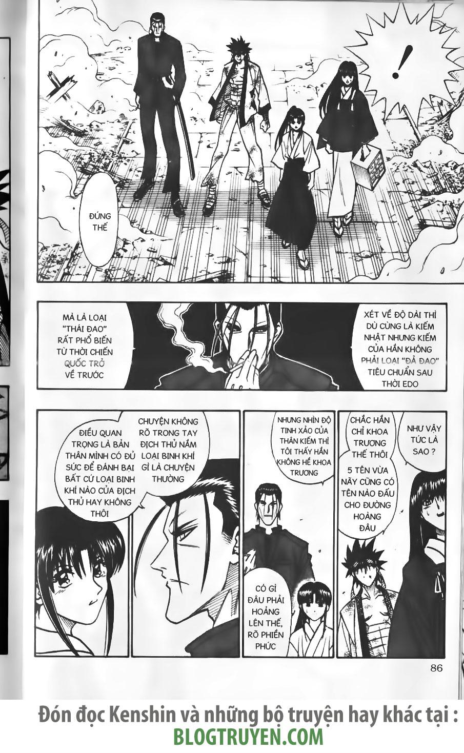 Rurouni Kenshin chap 201 trang 5