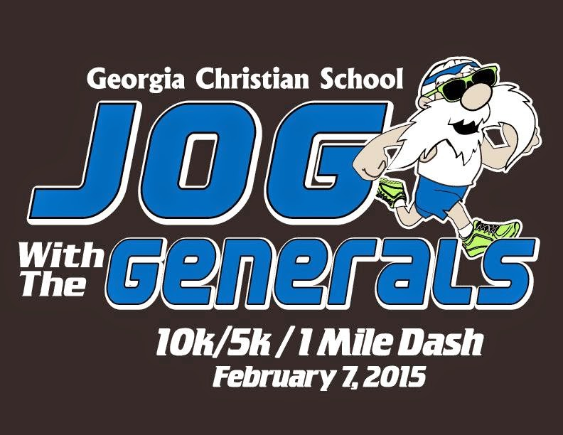 2015 Jog With The Generals