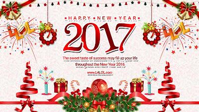 statut sur WhatsApp pour la Nouvelle année 2017