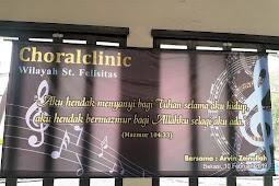 CHORALCLINIC untuk Paduan Suara Wilayah Santa Felisitas.
