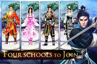 Age of Wushu Dynasty Apk versi 2.0 Mod Terbaru 2016
