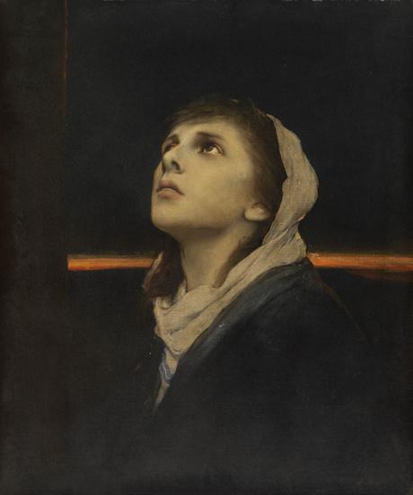 Madonna davanti la Croce  von max