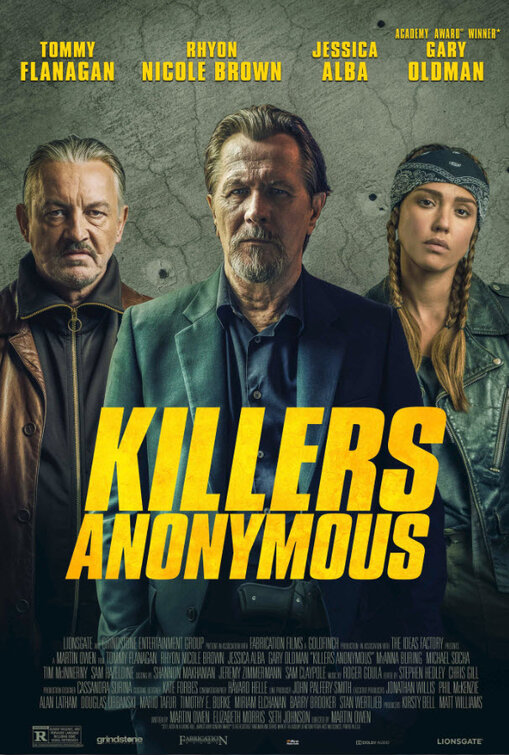 Cartel de Killers Anonymous – Blogs de Culturamas