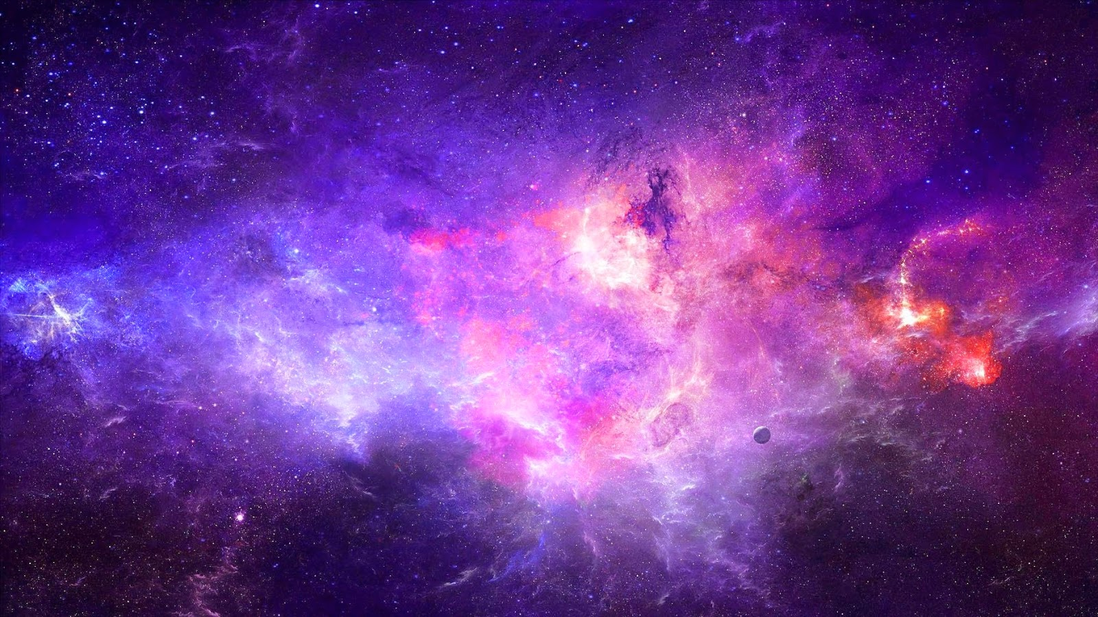 35 Hd Galaxy Wallpapers For Free Download: Galaxy Wallpaper Free Download: Galaxy Violet Wallpaper