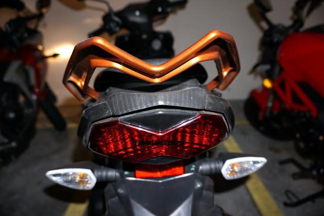 Yamaha Ego Solariz Bakal Di Lancarkan Di Malaysia