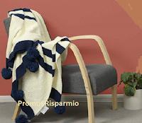 Logo Vinci gratis una calda coperta firmata Songmics Italia