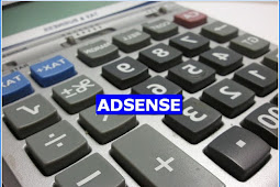 Adsense Calculator