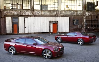 Wallpaper: Dodge Charger