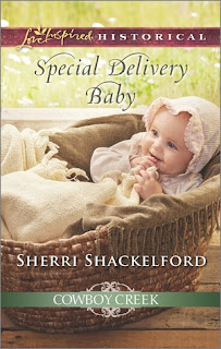 Heidi Reads... Special Delivery Baby by Sherri Shackelford