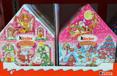 KINDER® Advent calendars