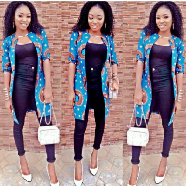 Ankara boyfriend top
