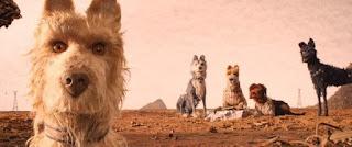 Escena de Isla de perros