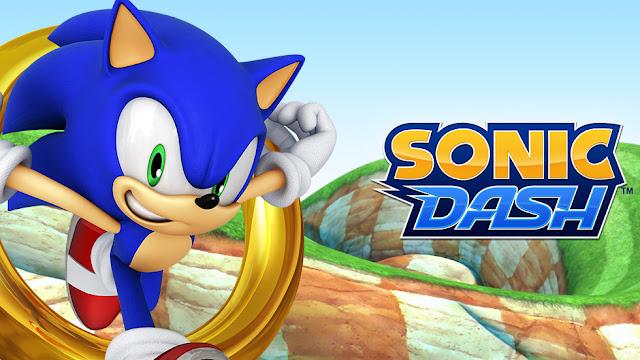 Sonic Dash v3.7.0.Go Apk Mod [anillos ilimitados]
