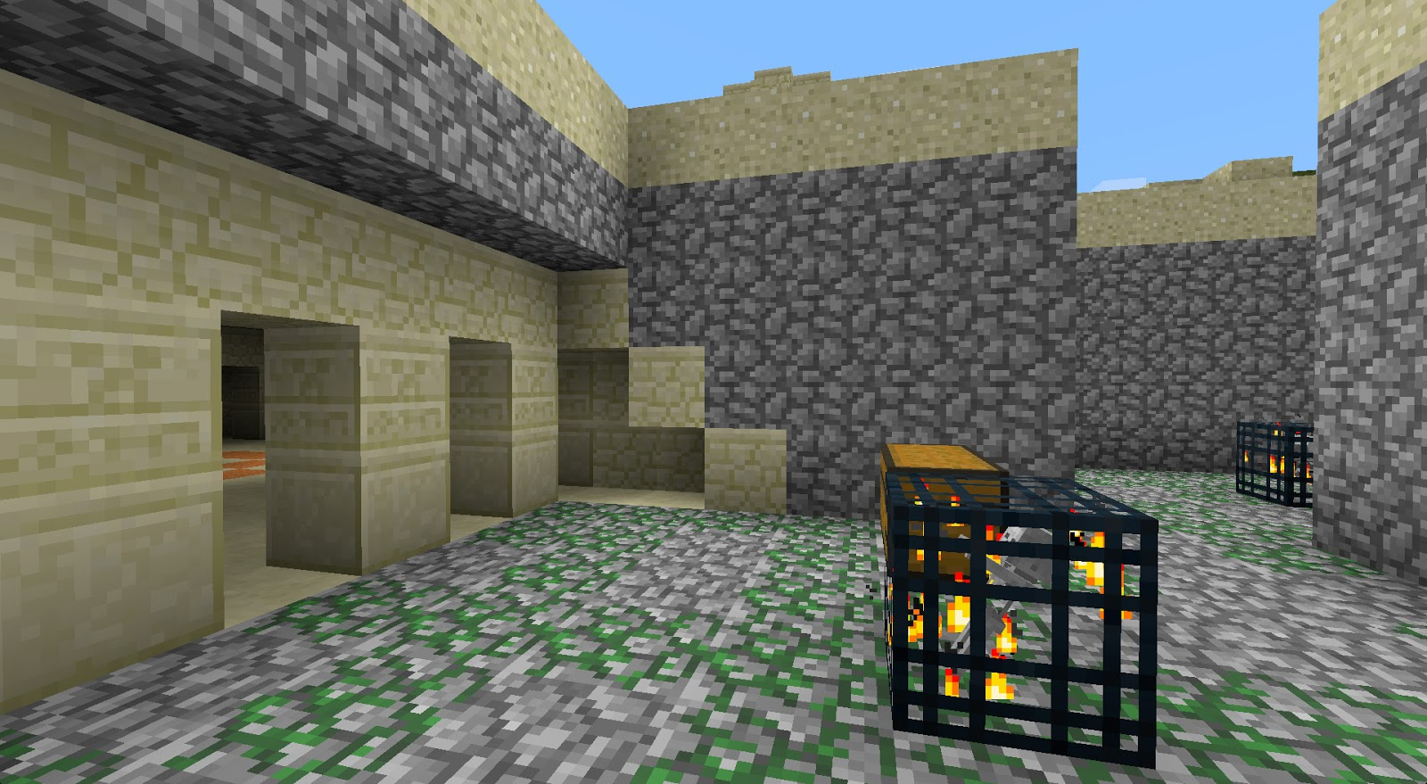 Cool surface dungeon seed - Seeds - Minecraft: Java Edition
