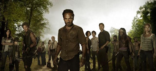 co oglądać o zombie