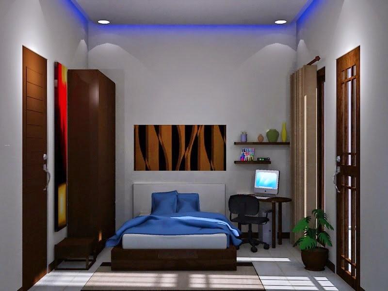 Desain kamar Tidur Utama Ukuran 3x4 Minimalis