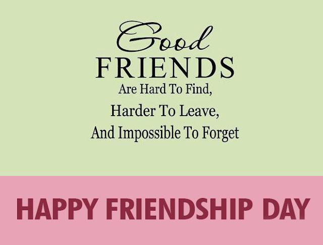 Happy Friendship day 2017 Pics