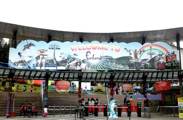 Harga Tiket Masuk Mickey Holiday Terbaru 2017 Funland Terbesar Sumut