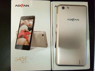 Advan S45E