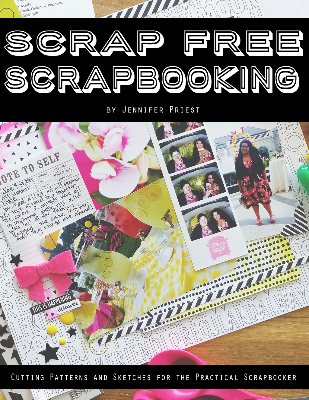 Scrapbook ideas layouts free - Get Scrap Done With Our Ebook