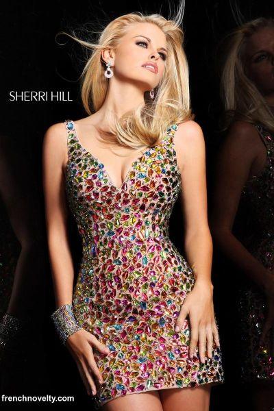 5c73ee283fee Prom Dresses by french novelty: 2013 Sherri Hill Prom Dresses Now Online at French  Novelty!