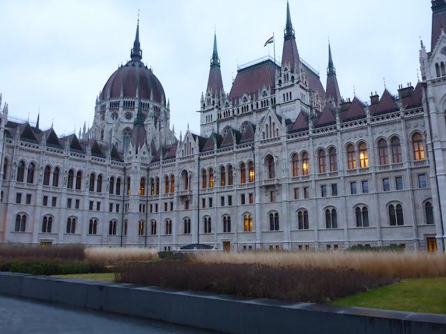 parlement Budapest Hongrie