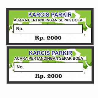 Desain Karcis