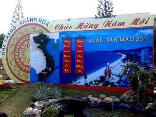 Nuovo anno lunare a Nha Trang, Vietnam