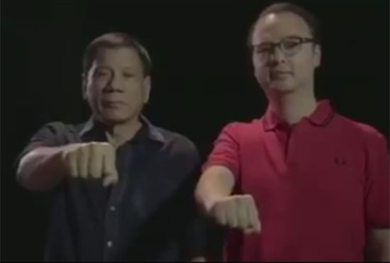 Duterte and Cayetano: Handa na ba Kayo? Change is Coming