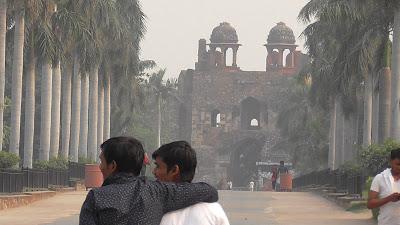 Old Fort Delhi India 913