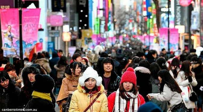 ANEH Wanita Jelek Tidak Boleh Hidup di Korea